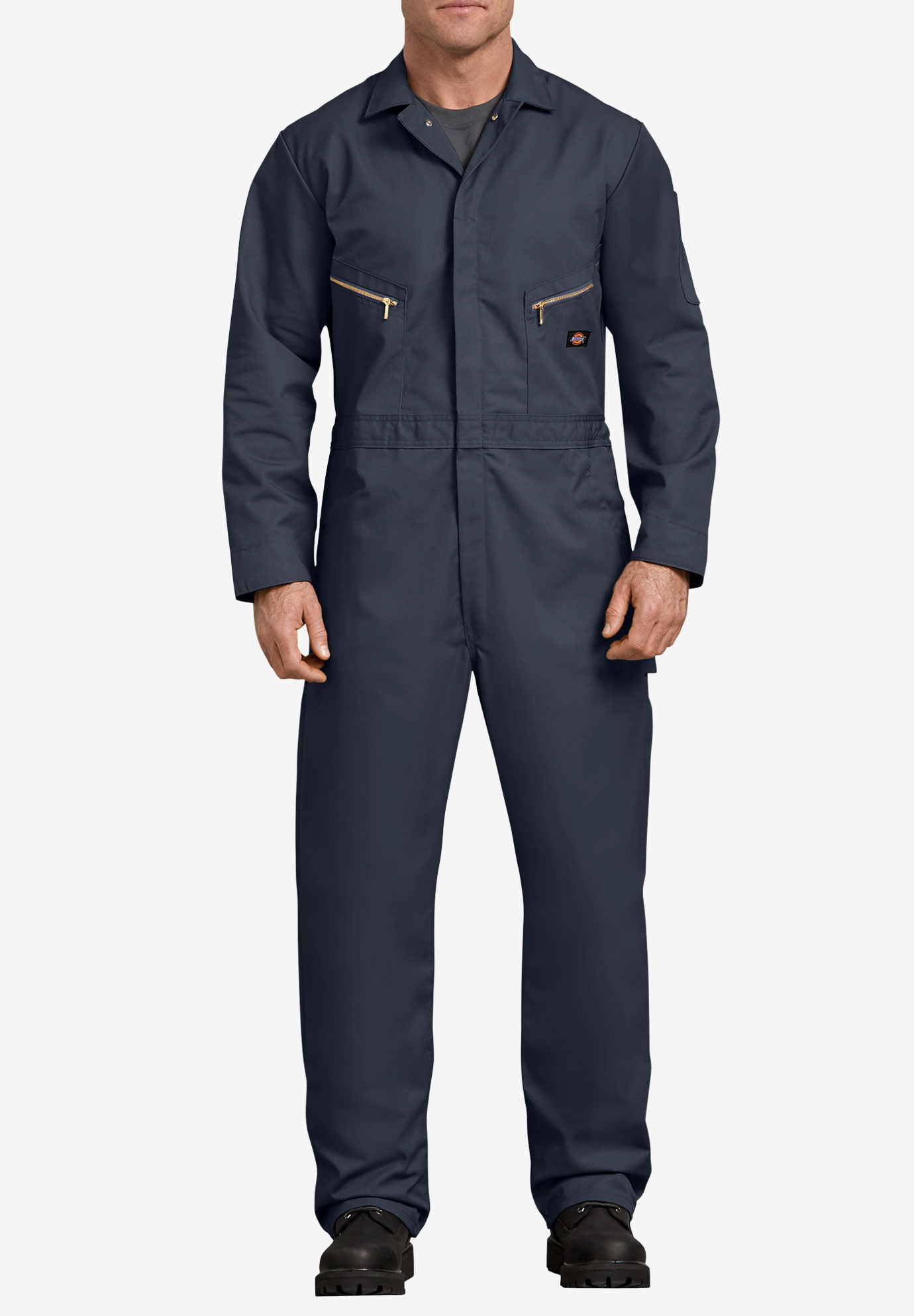 Dickies® Deluxe Long-Sleeve Coveralls,
