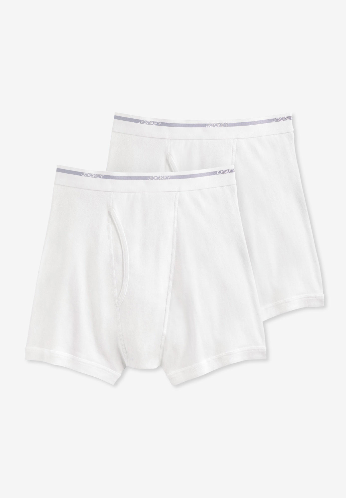 Jockey® Classic Boxer Briefs 2-Pack,