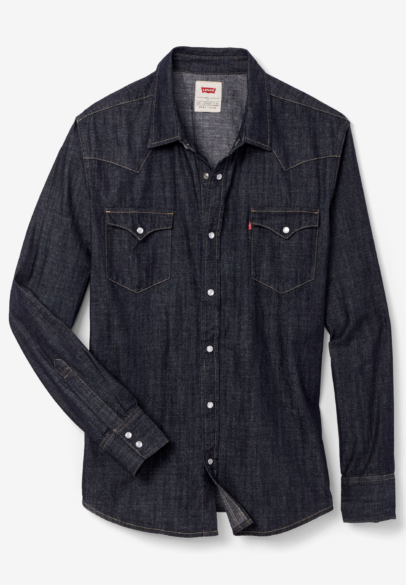 Denim Western Shirt by Levi's®,