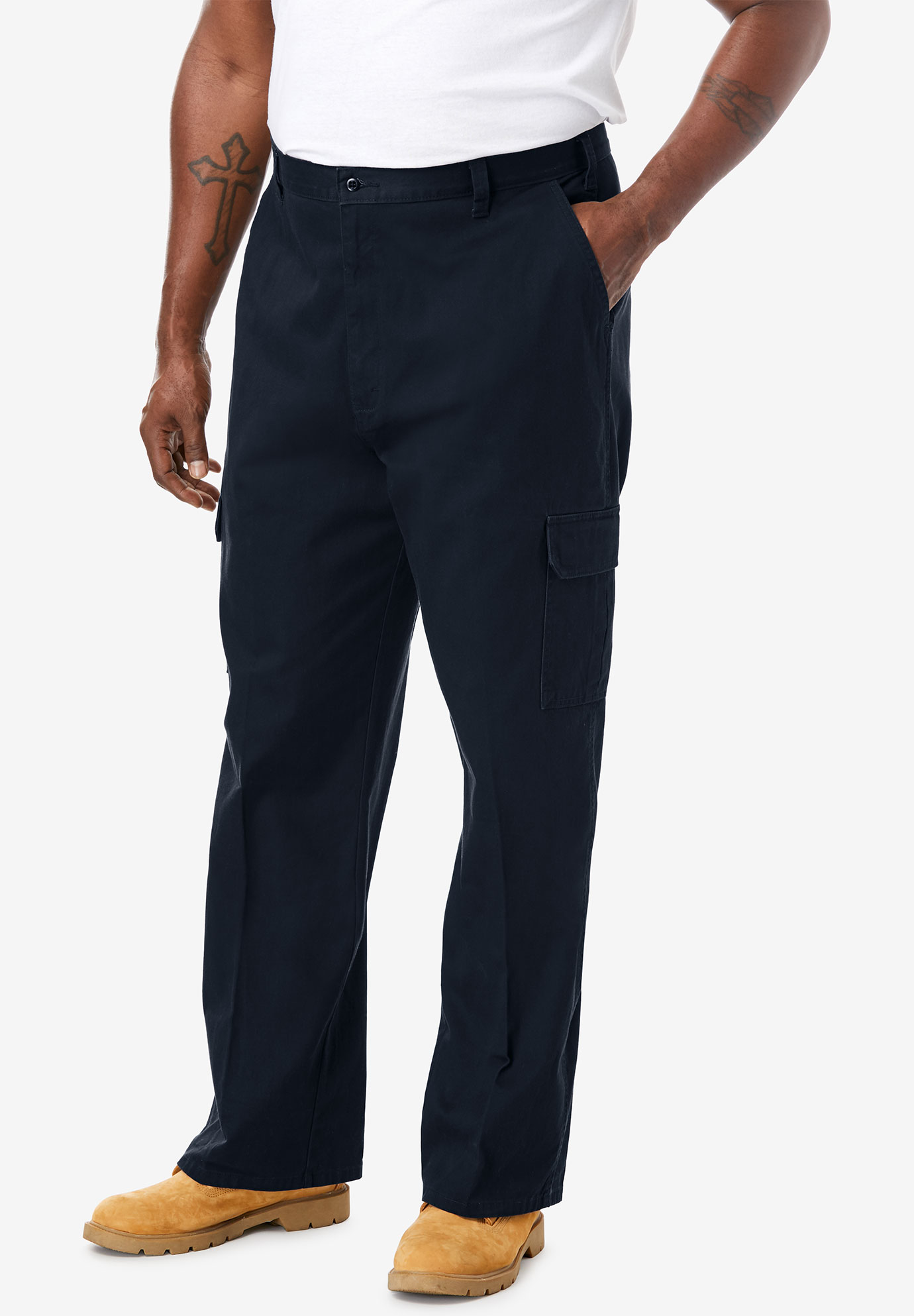 Dickies® Twill Cargo Pants,