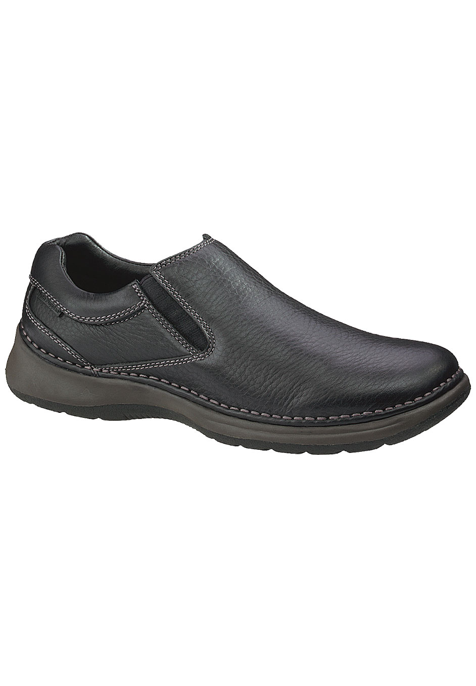 Hush Puppies® Lunar Side Elastic Slip-On Shoes,