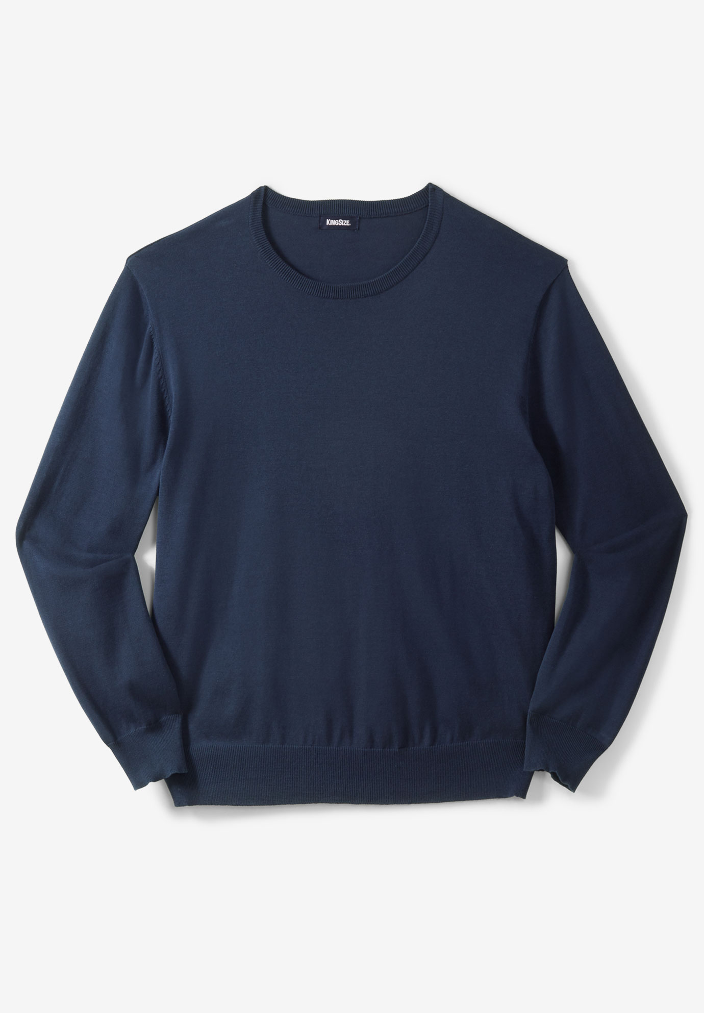 Pima Crewneck Sweater,