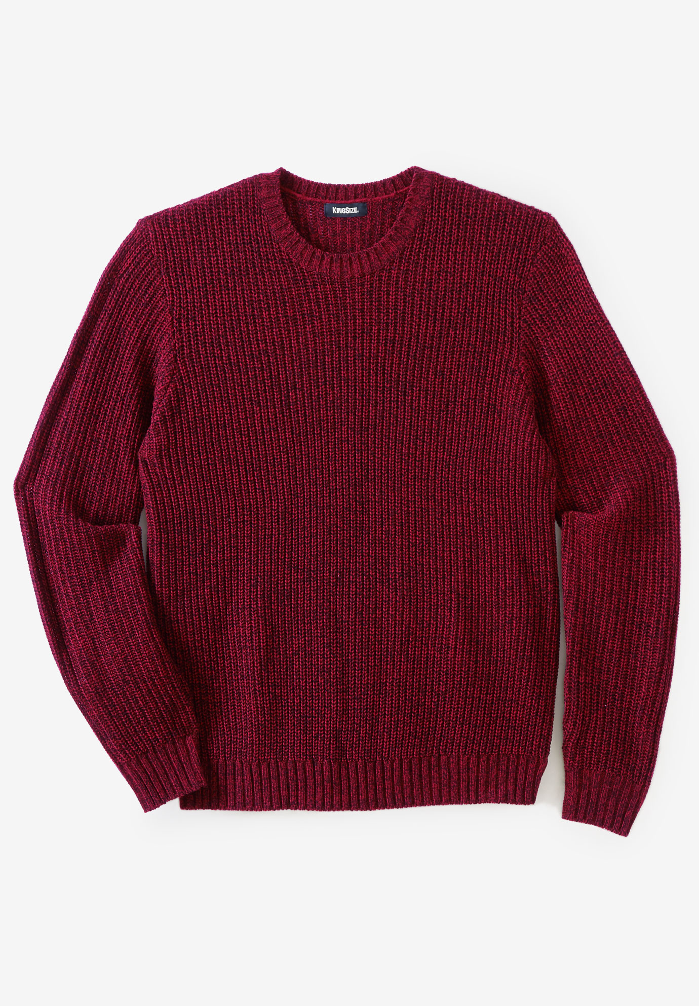Knit Crewneck Sweater,